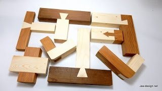 7 Flawless Woodwork Joints That You Can Make Easily