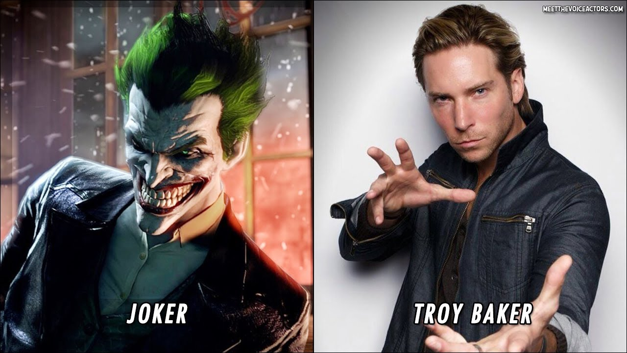 Batman Arkham Origins - Characters Voice Actors - YouTube