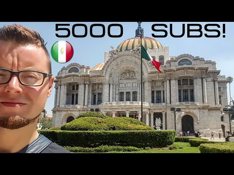 5000 Subscribers Chat And Mexico Update!