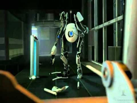 Portal 2 - Full Co-op Trailer [Español]
