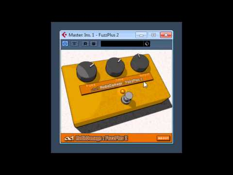 FuzzPlus 2 by AudioDamage