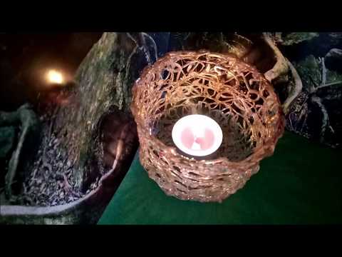 DIY How to create a handmade silicone decoration (candle) for your home