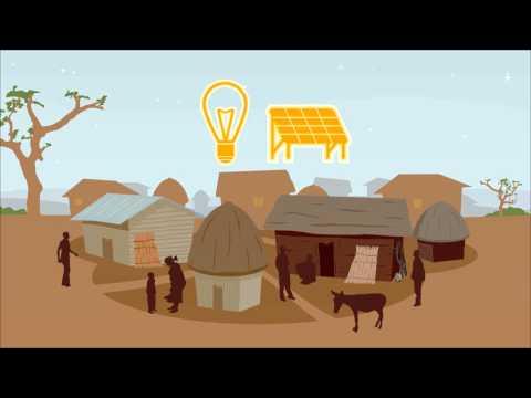 Energie et microfinance - Cameroun - Forum 100 innovations pour l'Afrique