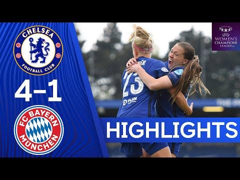 Chelsea 4-1 Bayern Munich | The Blues Reach The Champions League Final | Champions League Highlights