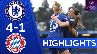 Chelsea 4-1 Bayern Munich | The Blues Reach The Champions League Final | Champions League Highlights