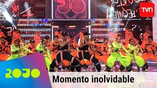 Power Peralta protagonizan espectacular obertura en la final de bailarines | Rojo