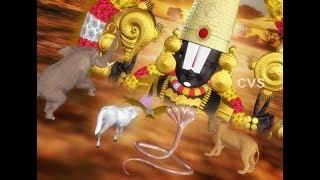 Srinivasa Govinda Govinda Namalu Song Part 2 of 5 - 3D Animated Devotional God Songs