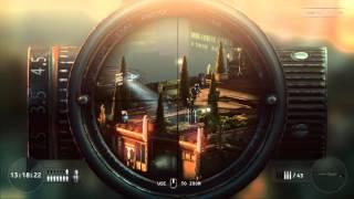 Hitman Sniper Challenge Walkthrough Part 1