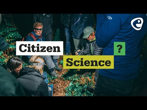 What is Citizen Science?