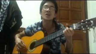lời yêu cuối guitar