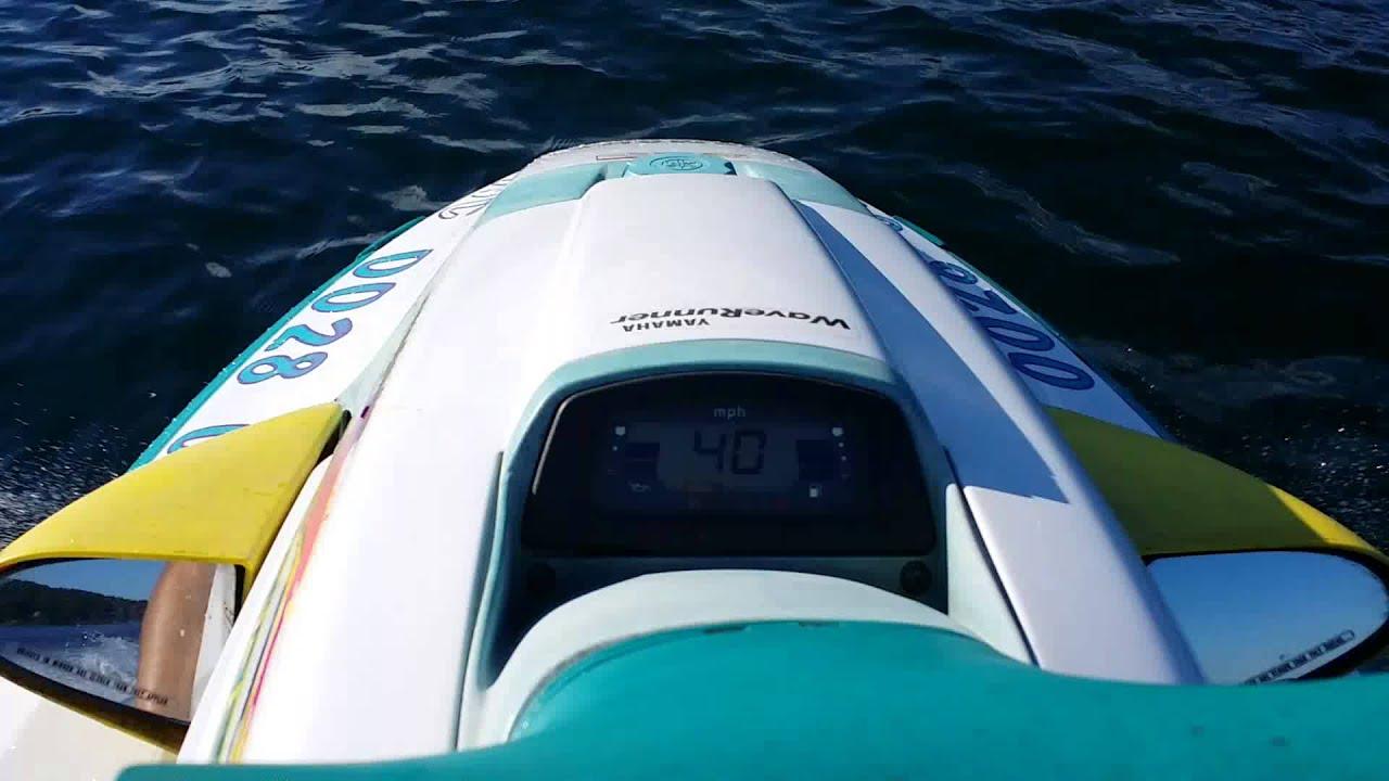 Yamaha Waveraider Top Speed