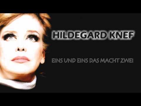 Hildegard Knef...Eins und Eins das macht Zwei
