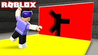 THE HARDEST TO WATCH THE WALL CHALLENGE IN ROBLOXU!