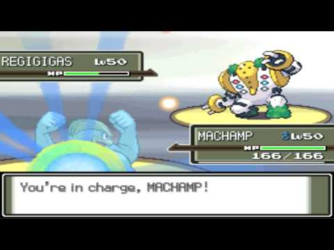 Pokémon Platinum - Battle vs. Tower Tycoon Palmer [Gold]