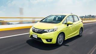 Honda Fit 2015 a prueba | Autocosmos Video