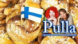 How To Bake Pulla (aka Nisu) ~ Finnish Christmas Baking ~ Suomen Kieli
