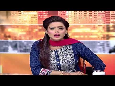 Khabar Kay Sath |Train rams into oil tanker near Sheikhupura | 28 March 2017 | 24 News HD