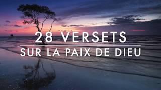 28 VERSETS SUR LA PAIX DE DIEU - Il est ta paix l Canal d'Encouragement By Prisca screenshot 1