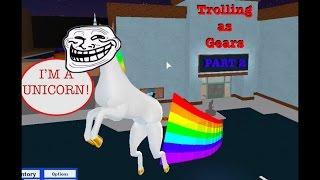 """Trolling """"AS"""" Gears! (PART 2) (RHS Glitch)"""