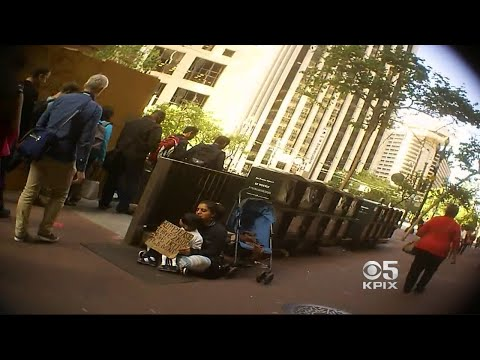 For Some BART Panhandlers, Begging Is Their Job