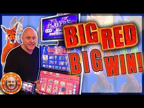 20 Free Games! ➡️3 BONU$ ROUND$ 💥Big Win on Big Red! | The Big Jackpot
