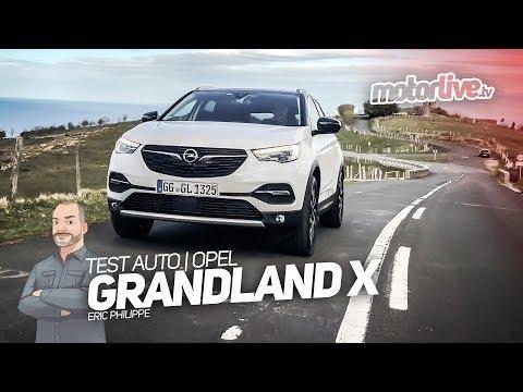 OPEL GRANDLAND X ULTIMATE 177 | TEST 2018