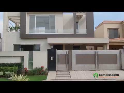 MAZHAR MUNIR DESIGN 1 KANAL BRAND NEW BUNGALOW FOR SALE IN DHA PHASE 5 LAHORE