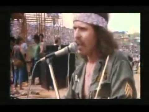 Country Joe's Anti Vietnam War Song Woodstock.mp4