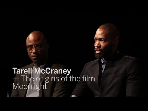 TARELL McCRANEY Origins of Moonlight | TIFF 2016