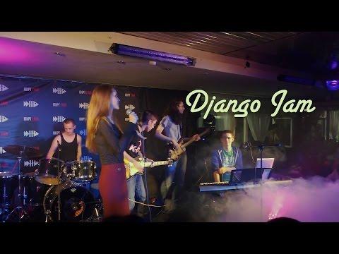 Django Jam [Дни Физика 2015]