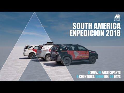 ROAD TRIP I SELF DRIVE in SOUTH AMERICA | 15000 KM | 6 Countries | 60 Days I Cartagena to Ushuaia