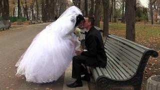 Людмила и Сергей - видеооператор на свадьбу видео съемка свадьбы