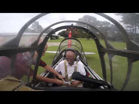 WWII Tuskegee Airman Flys Again