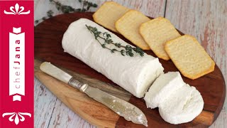 THAT VEGAN FERMENTED GOAT'S CHEESE YOU WILL LOVE! EASY & SIMPLE DAIRY FREE CHÈVRE CHEESE RECIPE