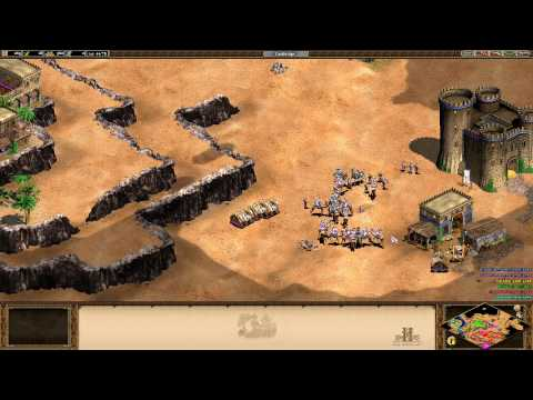 Age of Empires 2 HD Edition - The Battles of The Conquerors - Manzikert