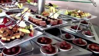 15. Египет. Хургада. Отель Nubia Agua Beach Resort 5*. Обед (в отеле очень мало туристов )(Этот ролик обработан в Видеоредакторе YouTube (https://www.youtube.com/editor), 2015-11-23T13:43:29.000Z)