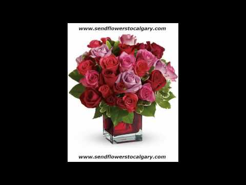 Send flowers from Oman to Calgary Alberta Canada