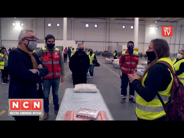 CINCO TV - Defensa Civil Tigre incorporó más de 200 voluntarios para afrontar la pandemia