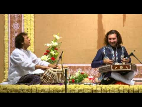Rahul Sharma and Ustad Zakir Hussain in Concert, Mumbai 2018