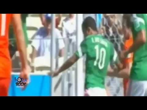 Netherlands vs Mexico 2-1 Goals and Highlights World Cup Fifa 2014