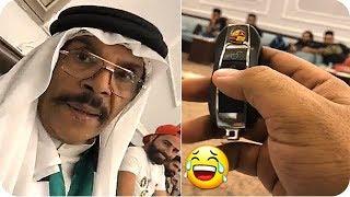 فهد العرادي يلعب مع خاله لعبه الكهرب 😂😂 يا خرا شنو هذا هههههههههههه
