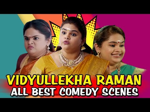 Vidyullekha Raman All Best Comedy Scenes | South Indian Hindi Dubbed Best Comedy Scenes