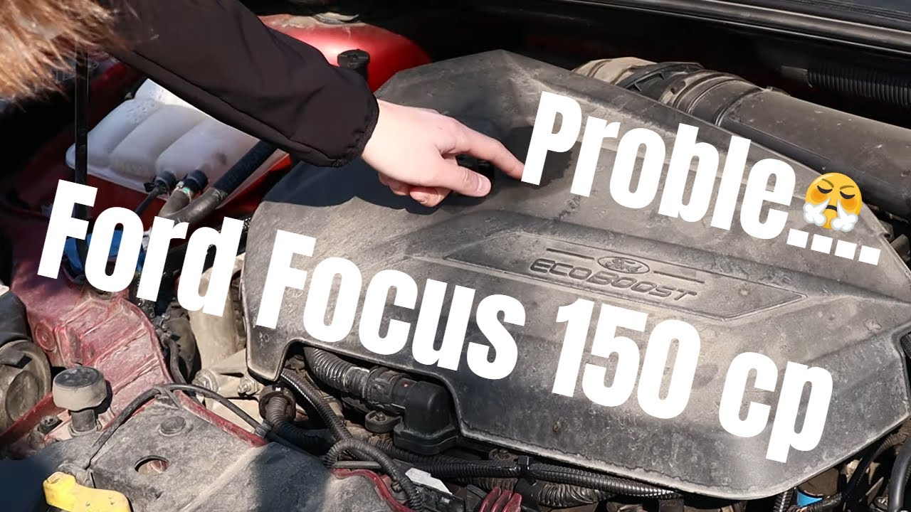 Masina second hand: Ce probleme a facut un Ford Focus ecoboost din 2012