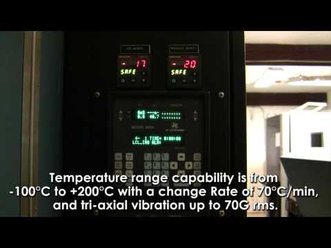 HALT/HASS Testing Chamber