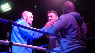 Teaser promotionnel sur le boxeur pro Mohamed Ali Ouali