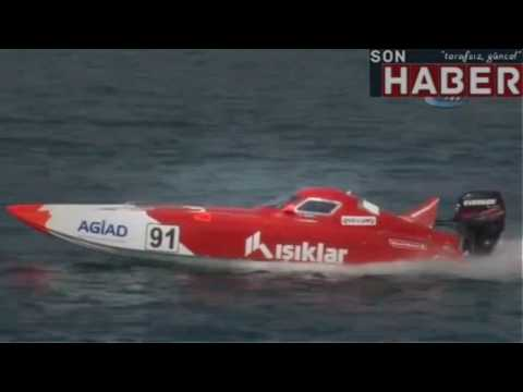 Dünya Offshore Şampiyonası Adana'da başladı sonhaber.im