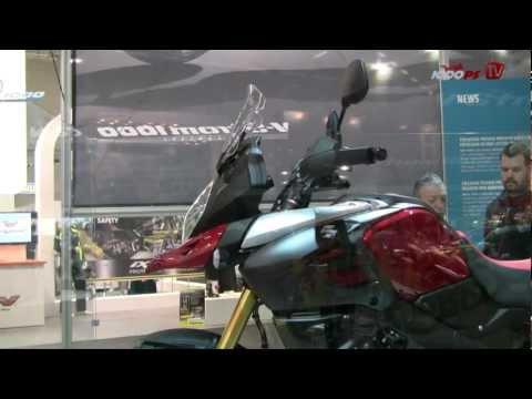 Suzuki V-Strom 1000 2013 Intermot 2012