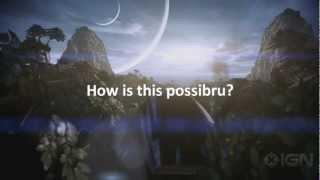 Mass Effect 3 Ending Mysteries
