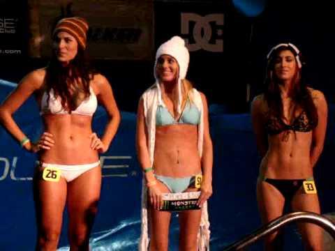 contest bikini Mission beach