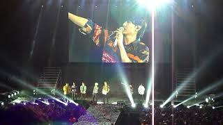 Super Junior - SS7 Argentina 2018 - Despedida [FAN CAM] Resimi
